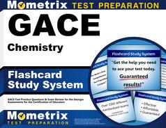 GACE Chemistry Flashcards