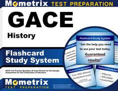 GACE History Flashcards