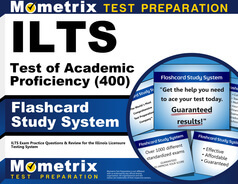 ILTS Test of Academic Proficiency Flashcard