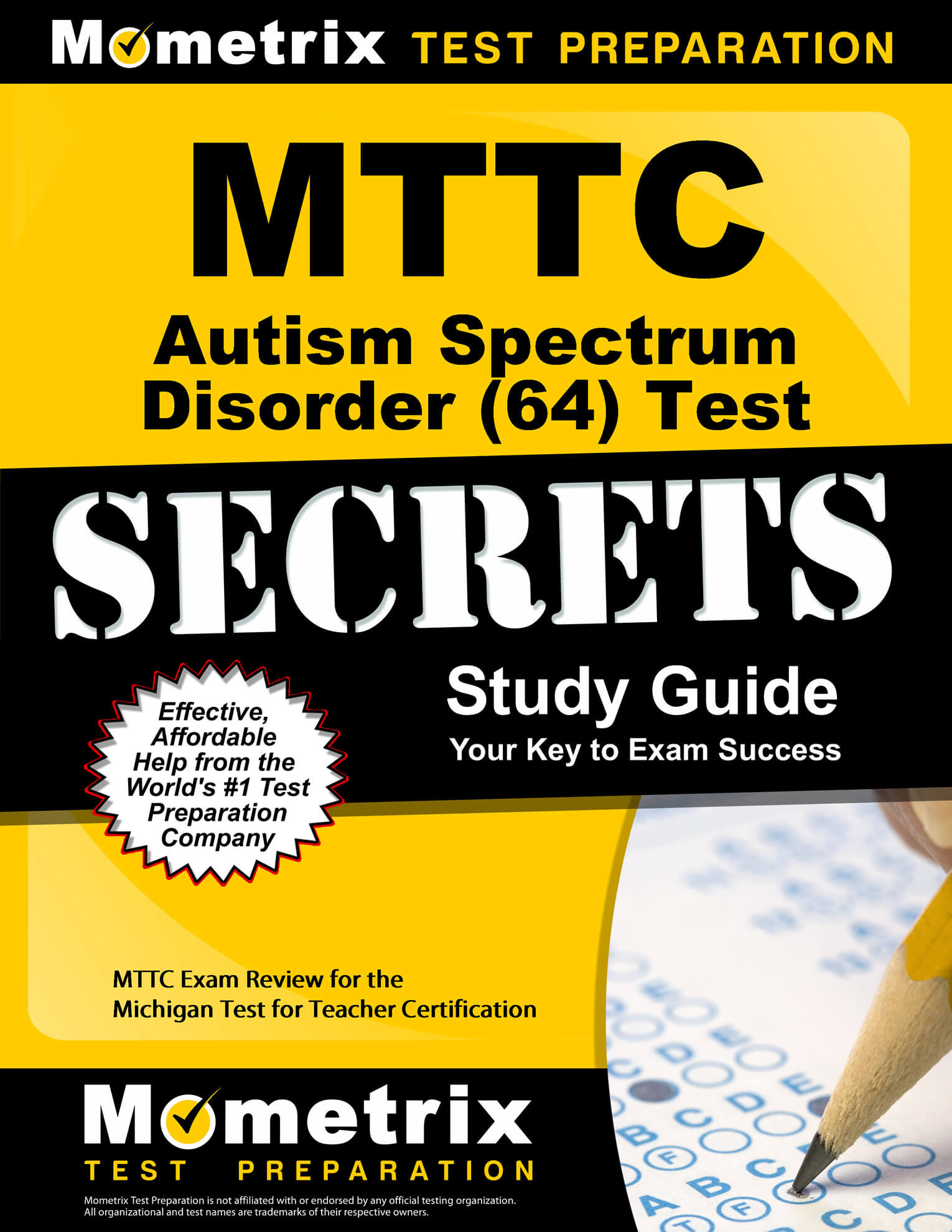 MTTC Autism Spectrum Disorder Study Guide