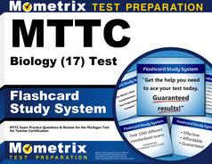 MTTC Biology Flashcards