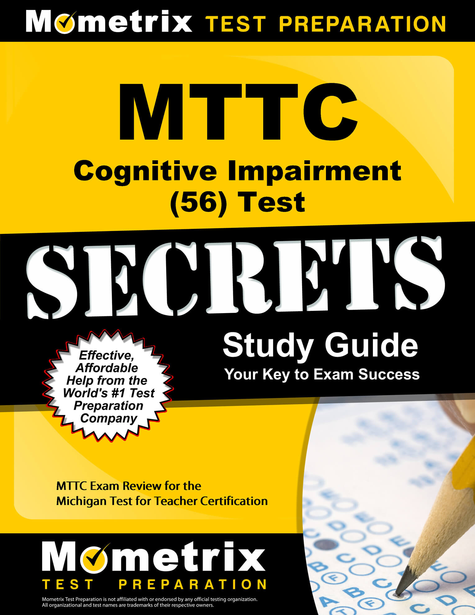MTTC Cognitive Impairment Study Guide