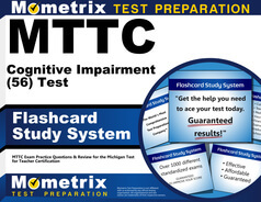MTTC Cognitive Impairment Flashcards