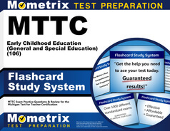 MTTC Early Childhood Education (General and Special Education) Flashcards