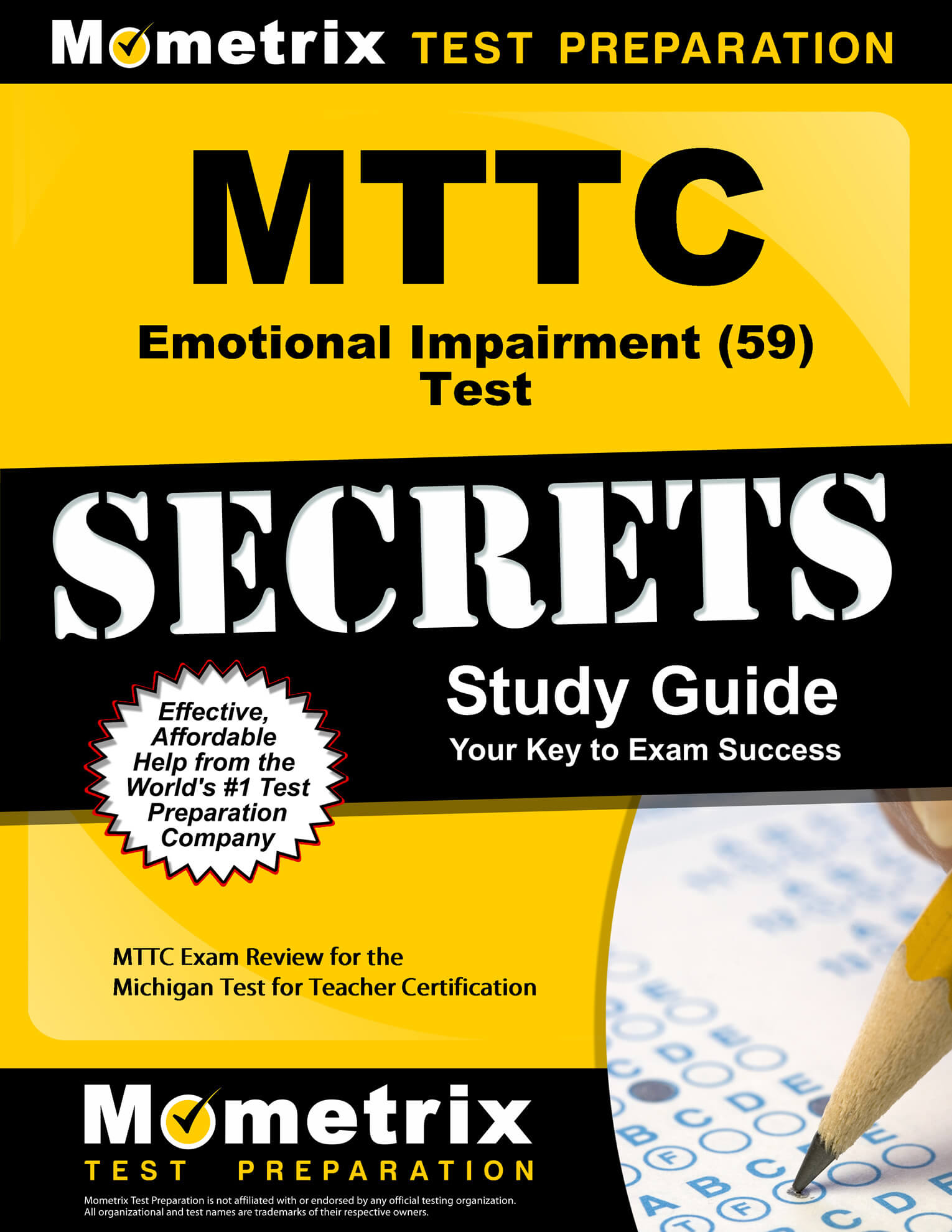 MTTC Emotional Impairment Study Guide