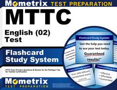 MTTC English Flashcards