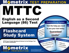 MTTC English as a Second Language Flashcards