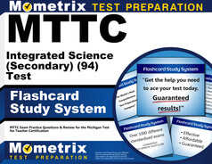 MTTC Integrated Science (Secondary) Flashcards