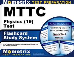 MTTC Physics Flashcards