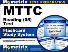 MTTC Reading Flashcards