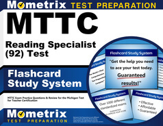 MTTC Reading Specialist Flashcards
