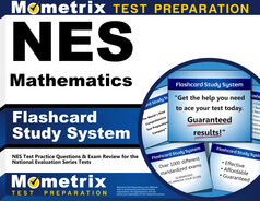 NES Mathematics Flashcards