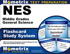 NES Middle Grades General Science Flashcards