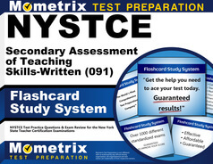 NYSTCE Secondary Assessment of Teaching Skills-Written Flashcards