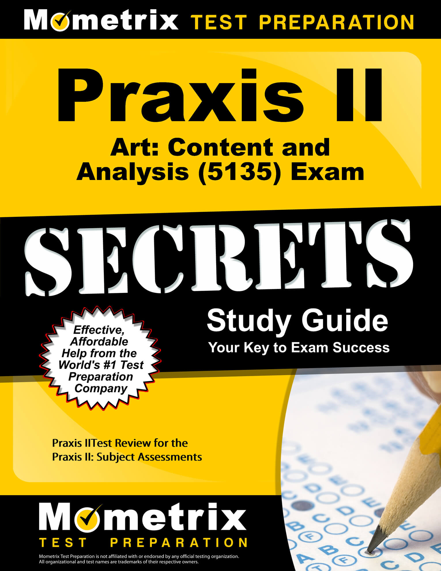 Praxis II Art: Content and Analysis Study Guide