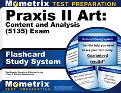 Praxis II Art: Content and Analysis Flashcards