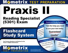 Praxis II Reading Specialist Flashcards