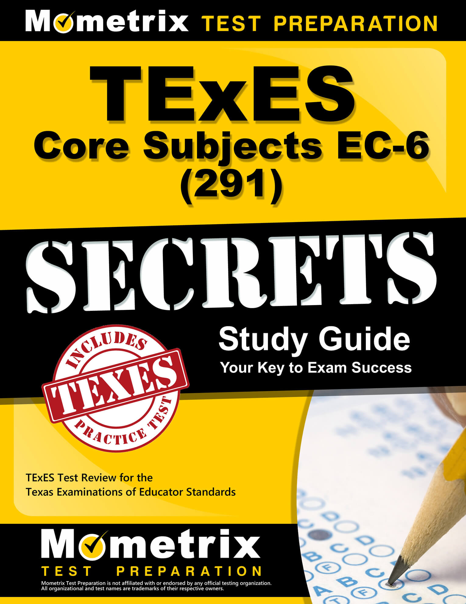 TExES Core Subjects EC-6 Study Guide