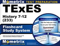 TExES History 7-12 Flashcards