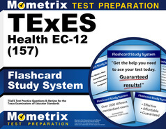 TExES Health EC-12 Flashcards