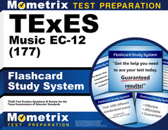 TExES Music EC–12 Flashcards