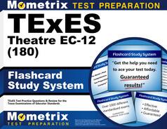 TExES Theatre EC-12 Flashcards