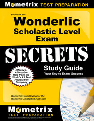 Wonderlic SLE Study Guide