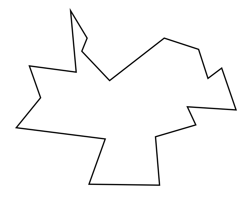 closed image with lots of sides