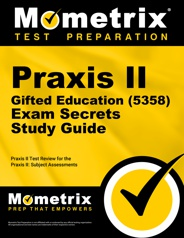 Mometrix Praxis II Gifted Education Study Guide