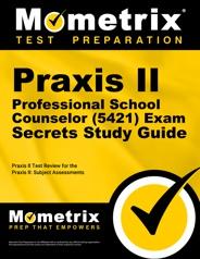 Mometrix Praxis II Professional School Counselor Study Guide