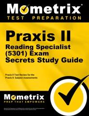 Mometrix Praxis II Reading Specialist Study Guide