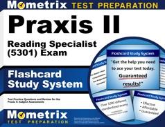 Mometrix Praxis II Reading Specialist Flashcards