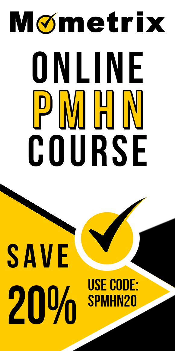 Click here for 20% off of Mometrix Psychiatric and Mental Health Nurse online course. Use code: SPMHN20